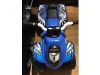 Smoby 6V Quad Bike