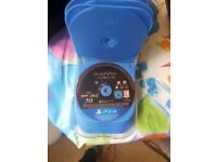 Swap or Sell PS4 500gb+2 ds4+5 games+PS4 stand air-cooled