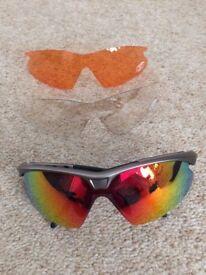 DHB Cycling Sunglasses