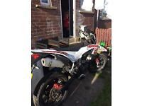 It's a very good bike bike starts first Time every time jst needs mot