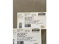 Pair of Phil Collins tickets Liverpool - 2nd June