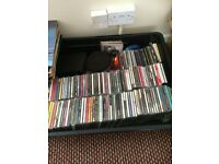 Over 200 cds