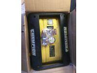 CHAMPION CPG 3500 PORTABLE GENERATOR 2500 WATTS (does not start)
