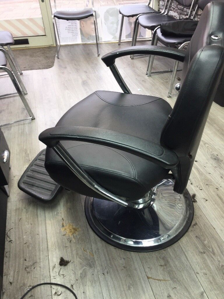 3 barber chair sale