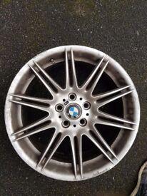 GENUINE BMW MV4 FRONT 8J ALLOY