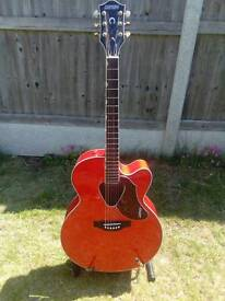 Gretsch G5022ce Rancher Jumbo for sale or trade