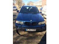 FOR SALE - BMW X5 2002 - 3.0L PETROL- (SEMI-) AUTOMATIC