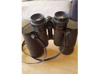 MARK SCHEFFEL De Luxe Optics 20 x 50 Extra Wide Angle Binoculars and Case