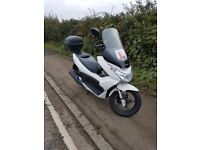 Honda PCX 125 - Great Bike