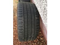 2 19 inch accelera tyres for sale 225/40 19 and 255/35 19