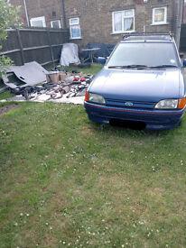 For Sale, Ford Escort Estate, Quartz, 1400cc, 1992