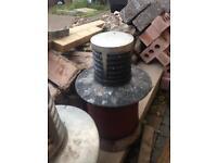 Chimney Pot & Cowel