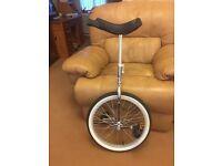 """Unicycle. 20"""" adult trainer unicycle"""