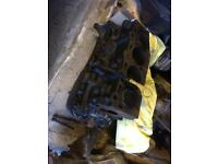 Ford Cvh 1.6 Engine bottom end Fiesta escort