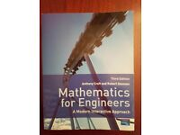 Mathematics for Engineers Engineering Degree book lecture Third Edition