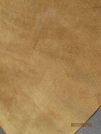 Carpets , 4 pieces honey colour, some light use. John Lewis/Brintons deep pile velvet.