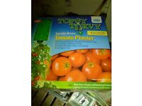 4 x new tomato planters