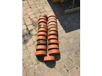 Brick cappings