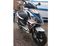 Piaggio NRG 50 Power DD 2014 with only 2400 miles