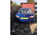 Mazda 6 - spares or repairs - 6 months MOT