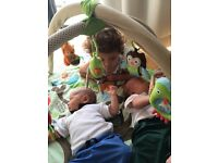 URGENT: Live-in nanny needed for family with 3 children in Clerkenwell - £450+ net pw