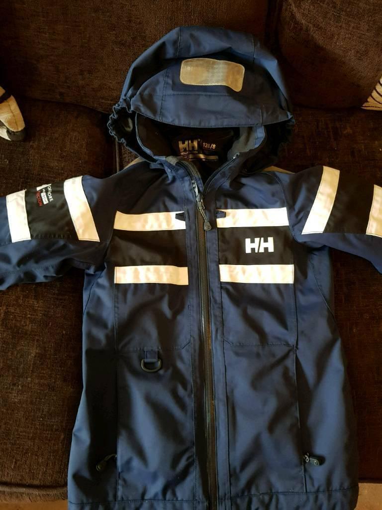 e917151e60 HELLY HANSEN sailing jacket