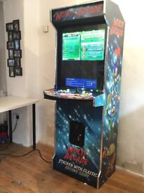 Brand New Made To Order Arcade Machine That Can Play Thousands of Games