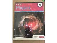 OCR A-Level physics, used for sale  Berkshire