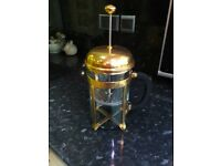 John Lewis 12 Cup/1.5 Litre French Press Glass La Cafetiere