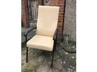 Height Adjustable Lounge Chair Medical Grade