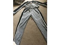 Stunning block colour tracksuit new with tags allbitslondon size S