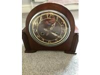 Art Deco style mantel clock by Enfield