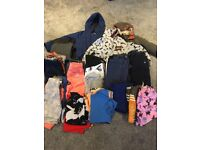 Massive Bundle of Boys Clothes age 6 to 8, 55 items