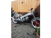 Yamaha tzr 125 spares or repair project