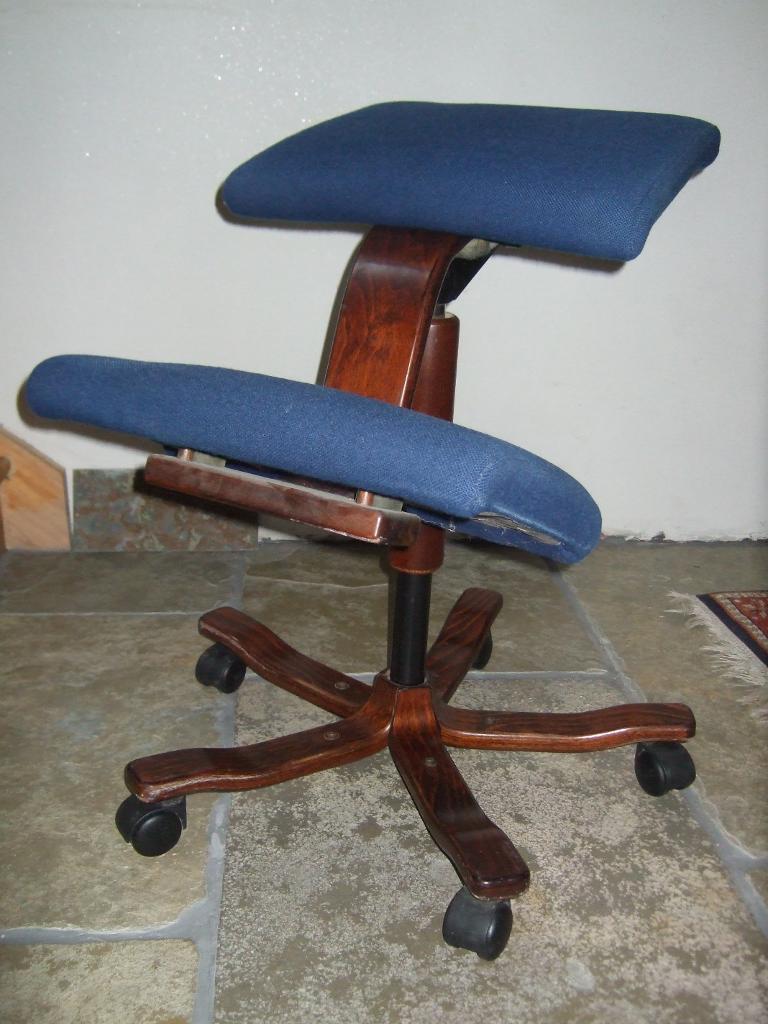 varier stokke wing balans ergonomic kneeling chair by peter opsvik  - varier stokke wing balans ergonomic kneeling chair by peter opsvik  woodbase