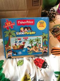 Fisher price puzzle
