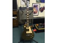 2010 Gibson Goldtop Les Paul - 50s Tribute (Rare Rosewood board)