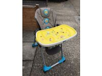 Chicco Polly High Chair