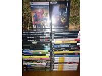 Bundle of Pc games.