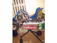 F1 80 cc racing go kart