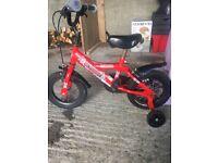 Kids 12 inch bumper blazer bike £30ono