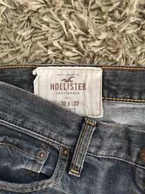 Hollister Men's jeans and joggers