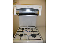 As New Beko Gas Cooker - 50 cm wide - Eye Level Grill