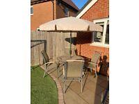 Full garden furniture set for sale