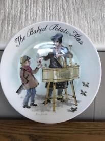 Wedgwood bone china plate