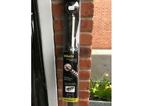 Brand new in box curtain pole
