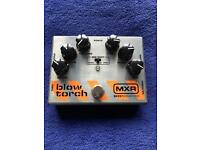 MXR Blowtorch (Bass Distortion Pedal)