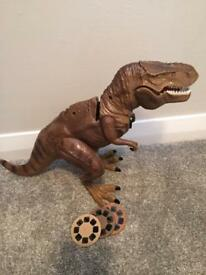 T. rex projector and room guard