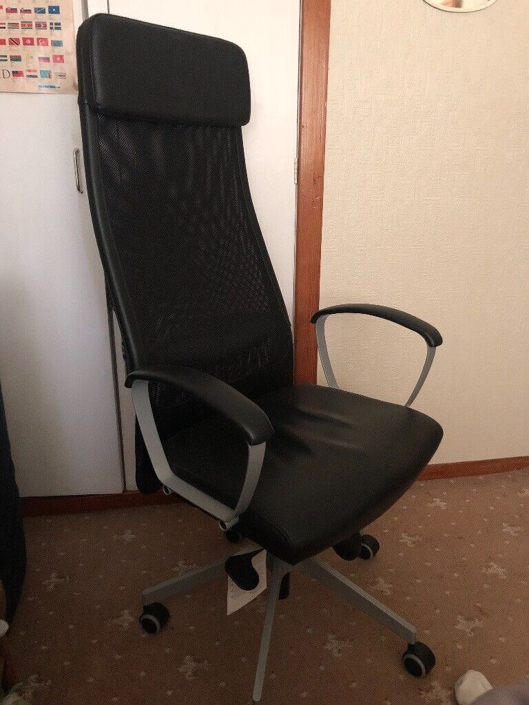 Brilliant Ikea Markus Office Gaming Chair Rrp 179 Leather In Clydebank West Dunbartonshire Gumtree Pdpeps Interior Chair Design Pdpepsorg
