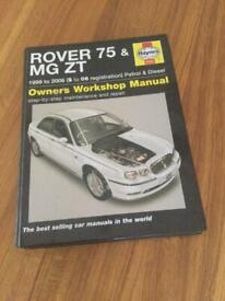 Haynes car book